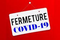 Fermeture COVID