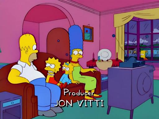 Los Simpsons 13x12 El ultimo vaquero del oeste