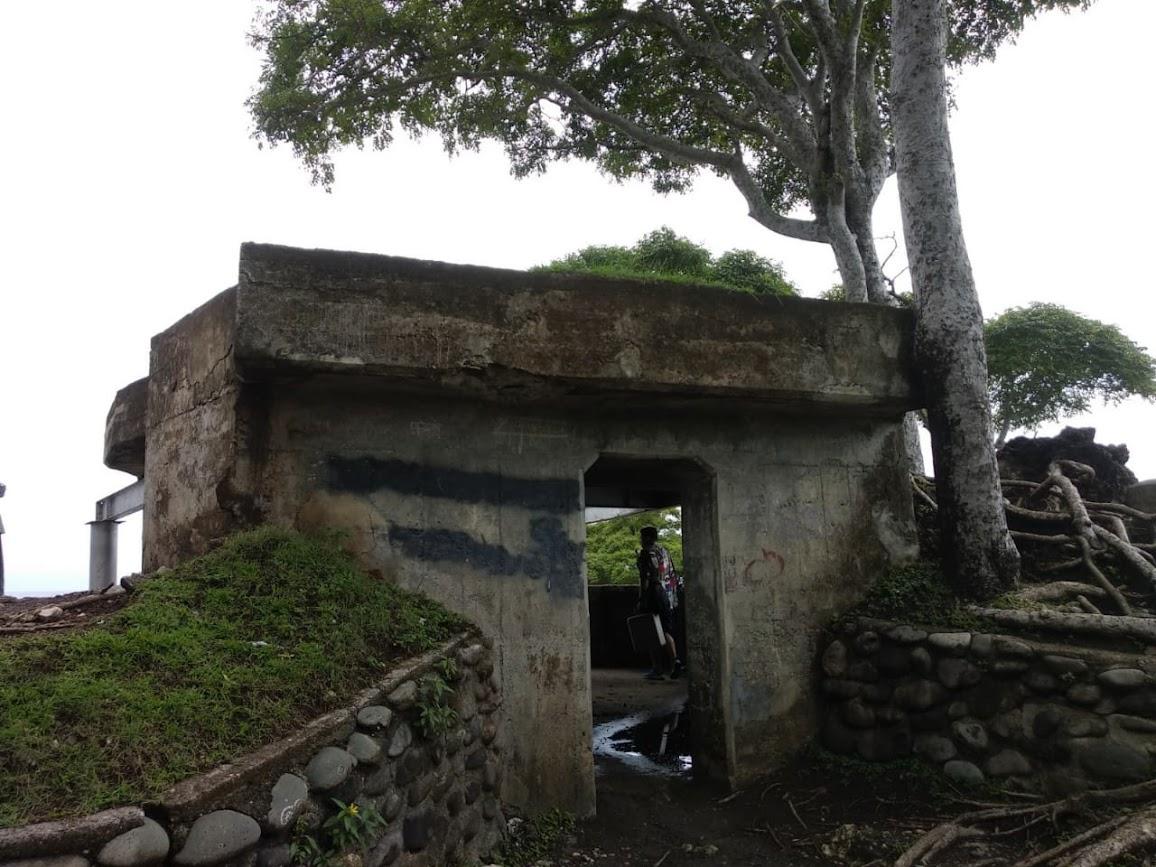 Area Benteng Anoi Itam, Sabang