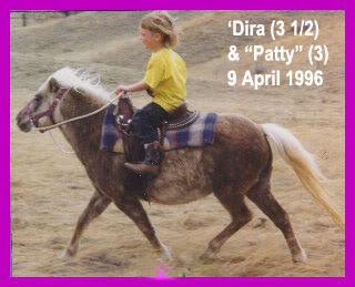 Madira riding Montana's Patton's Kate