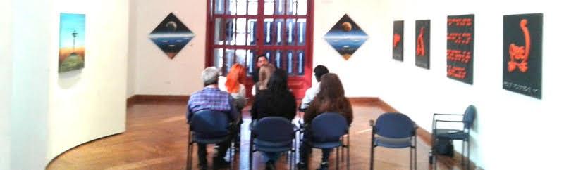 Charla de Salud Mental Casa de La Cultura Ecuatoriana en Quito