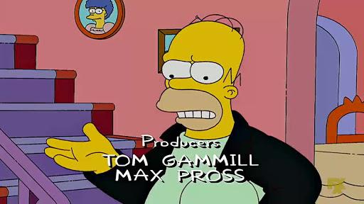 Los Simpsons 19x15 Humo sobre la hija