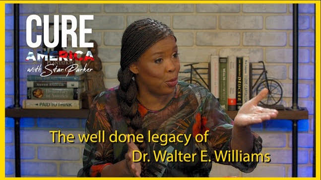 The well done legacy of Dr. Walter E. Williams