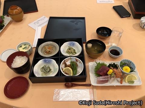 奈良交通「八木新宮線ツアー」 ・938 1日目夕食