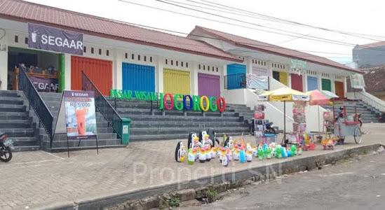 Pasar Wisata Jogorogo Kabupaten Ngawi
