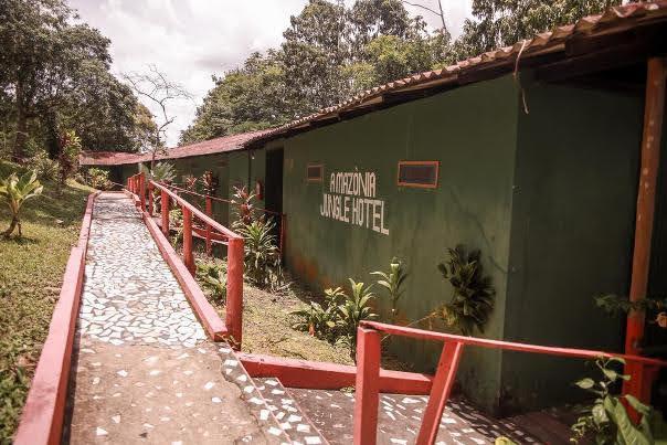 Amazónia Jungle Hotel