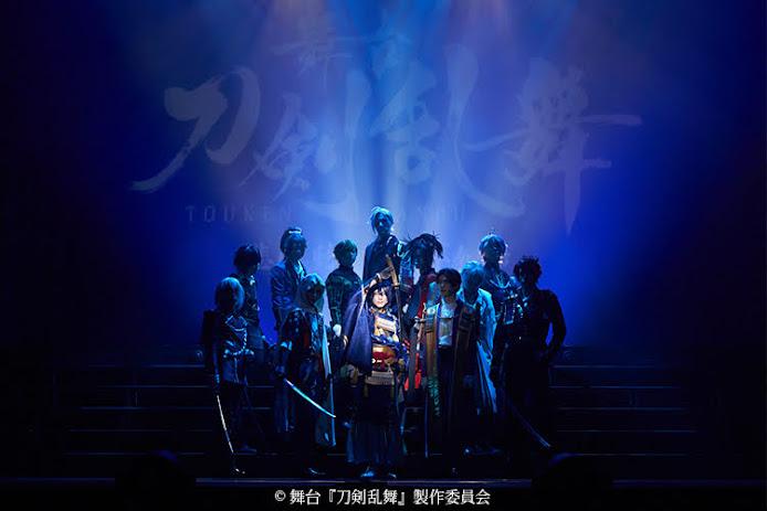 《 舞台 刀劍亂舞 悲傳 結目不如歸 》登上台灣大銀幕!