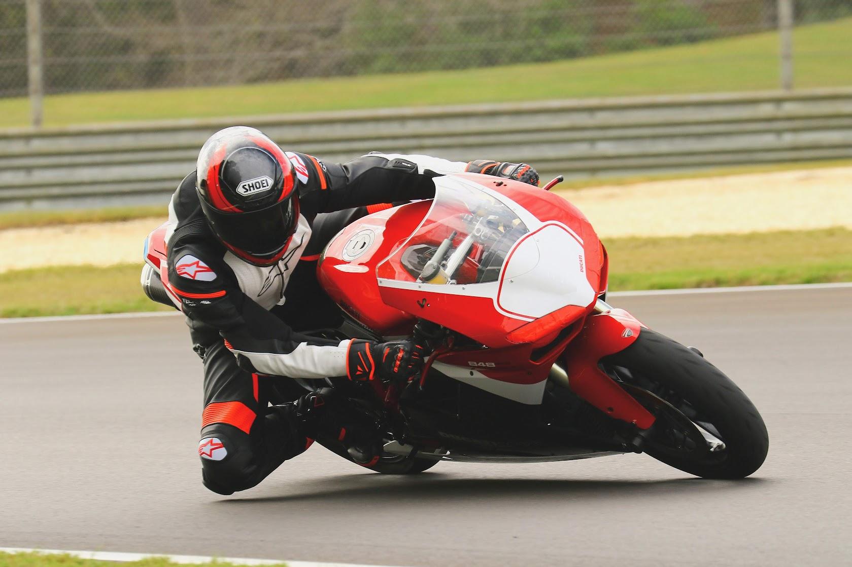 ryan stewart's 2012 Ducati 848 Evo Corse