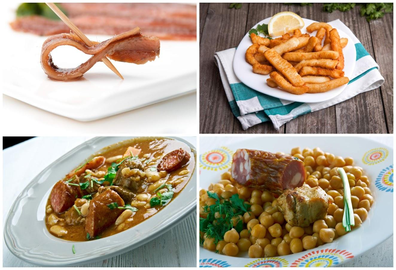 platos típicos Cantabria