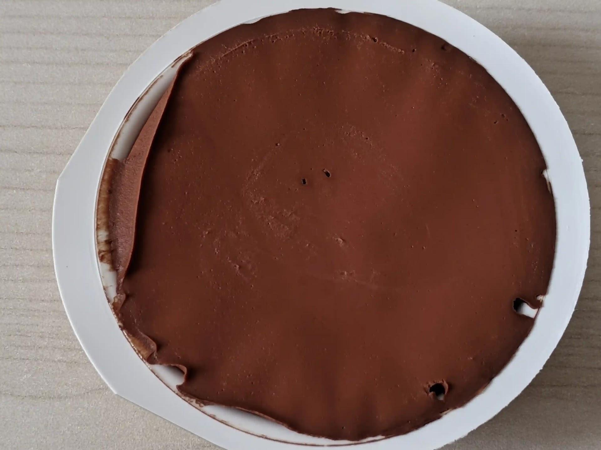 カルディ プレミアムチョコレートプリン