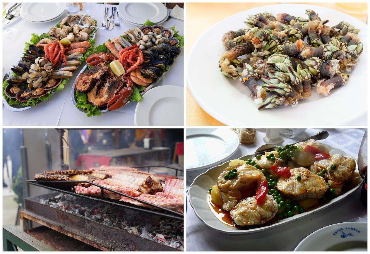 platos típicos galicia