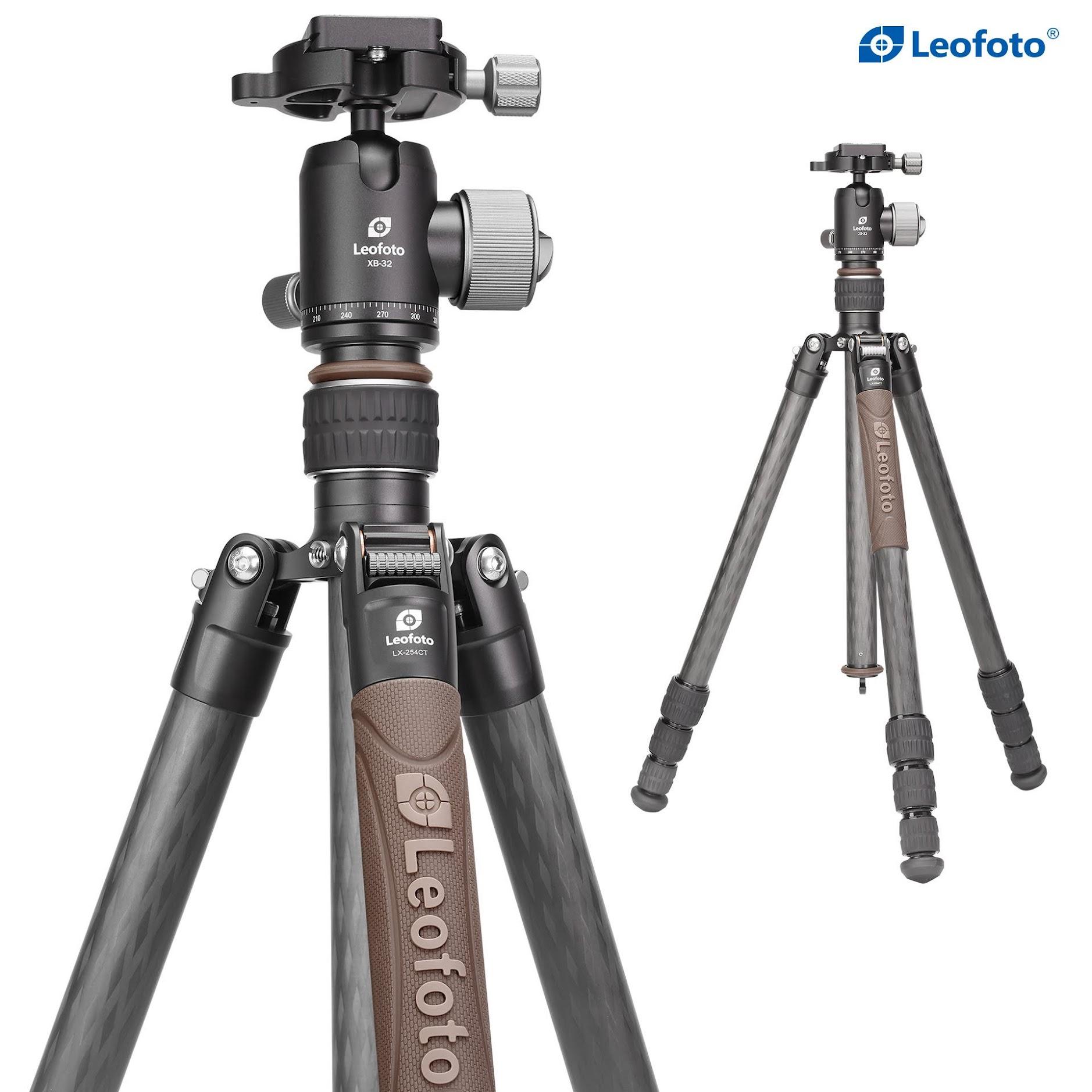山岳写真で使う三脚を検討:実用面とコスパ重視で検討したらLeofoto LX-254CTが一番かも!