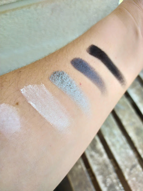 swatches smokey