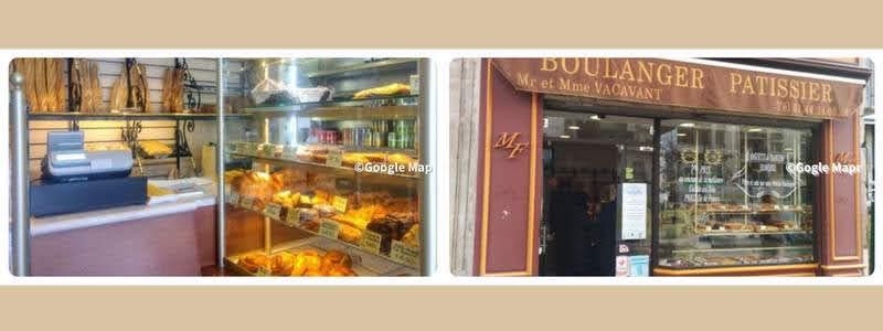 パリのパンオショコラ Pains et Passion Bakery パン・エ・パッション・ベーカリー