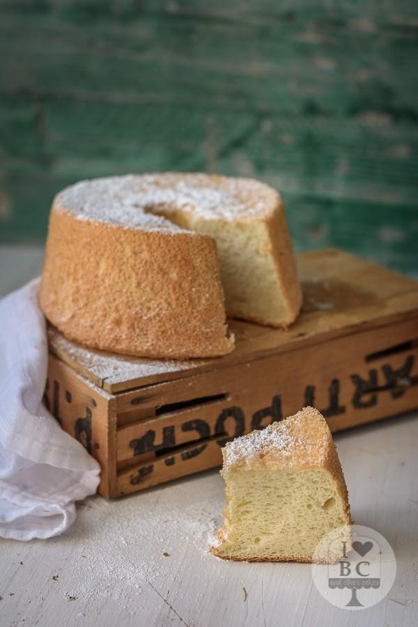 Angel Food Cake de Martha Stewart
