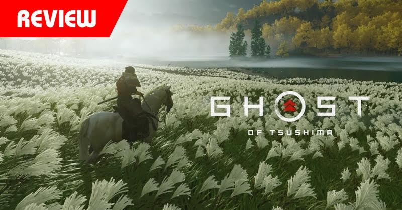 Review Ghost of Tsushima งานดีเกินคาด