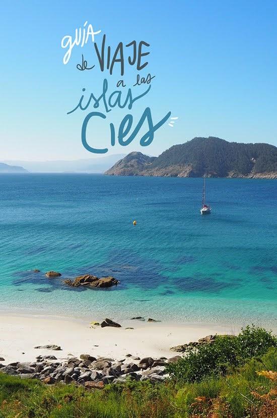 guía de viaje a las Islas Cíes