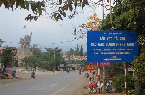 Bài số 13. Từ Khe Sanh - Quảng Trị đi động Phong Nha - Quảng Bình