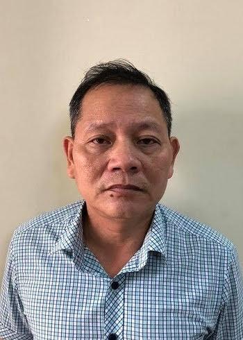 Bị can Nguyễn Thái Thanh.