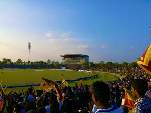 Mahinda Rajapaksha International Cricket Stadium