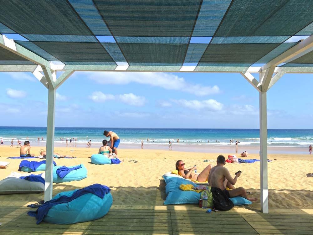 praias do Porto Santo - Madeira