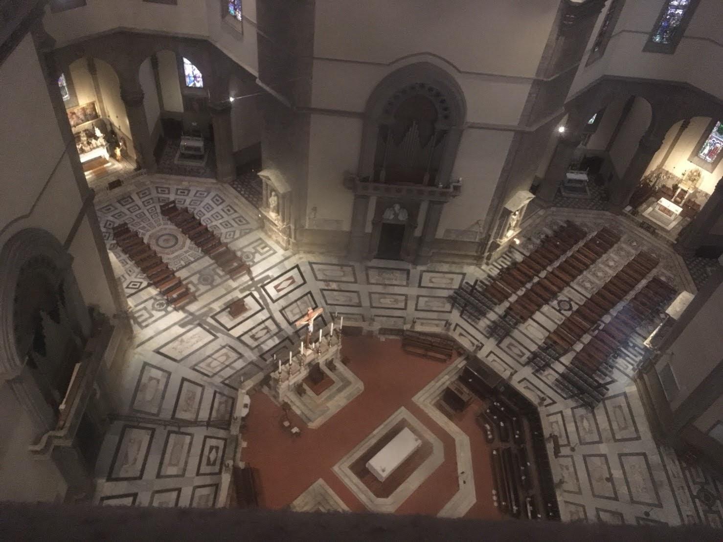 聖堂の雰囲気