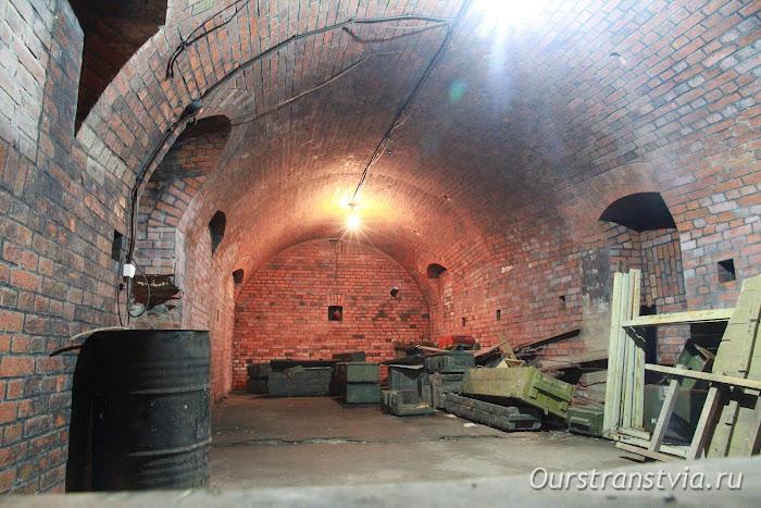 Форт 11 Калининград