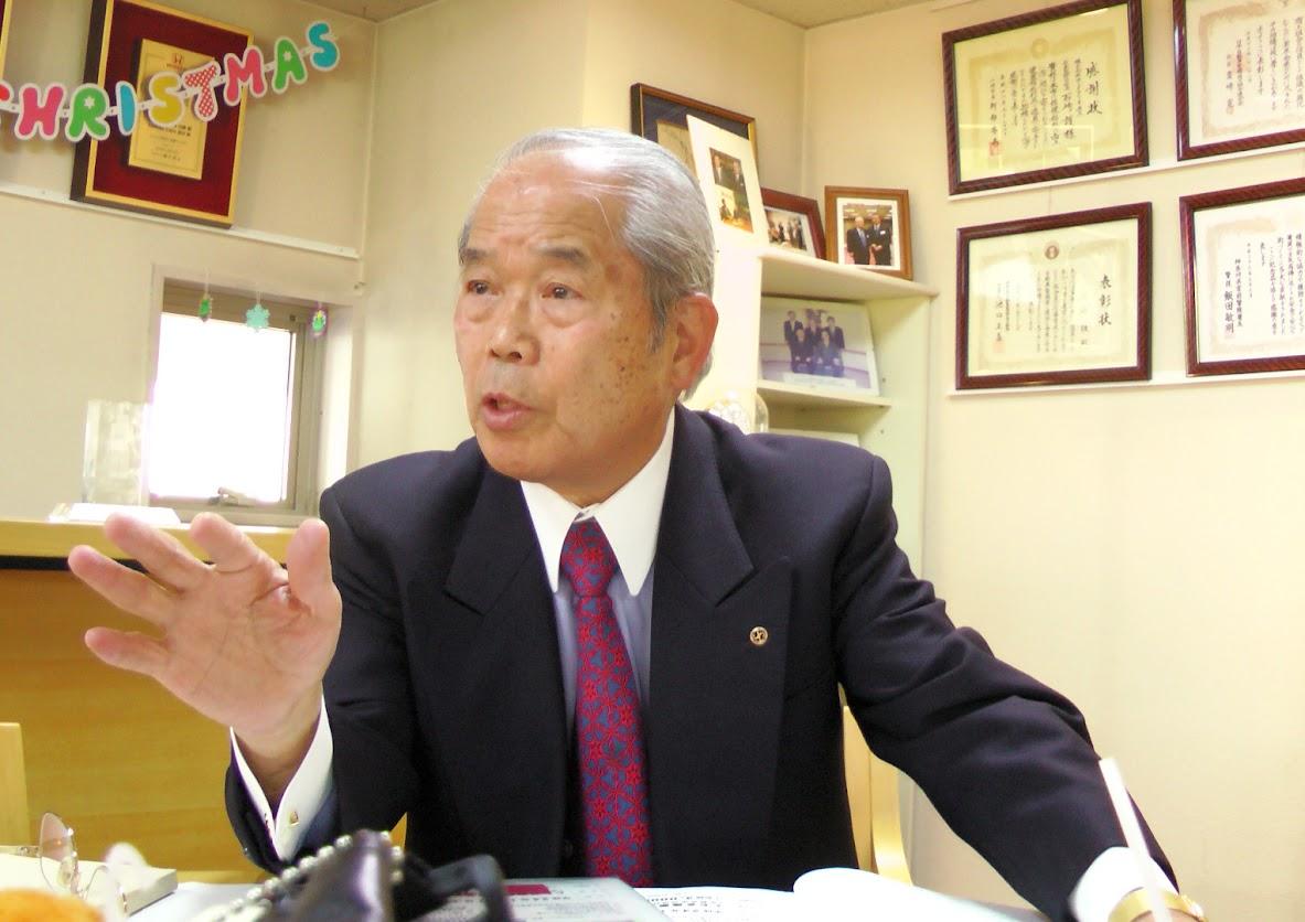 20111124ホンダクリオ石崎会長