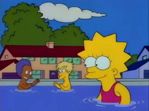 Los Simpsons 6x01 El diabolico Bart
