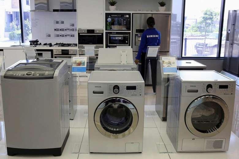 Samsung có đa dạng dòng máy giặt trên từng phân khúc