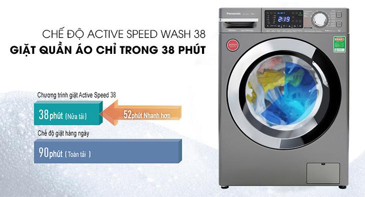 Chế độ Active Speed Wash