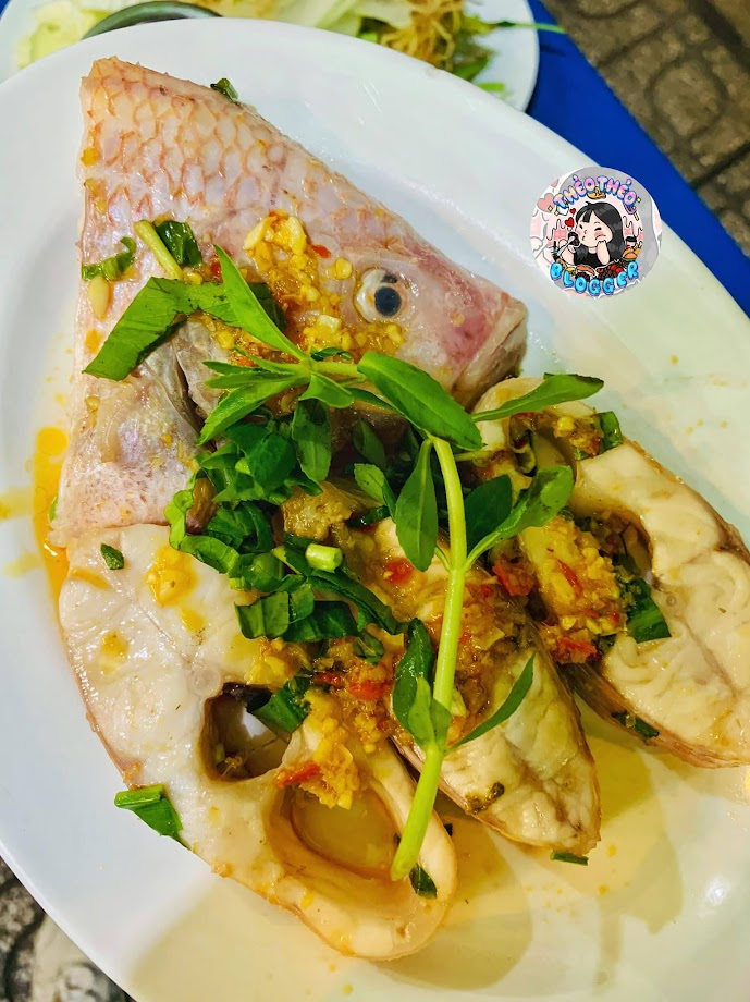 Lẩu cá Ba Hiền đường Phạm Ngũ Lão quận Gò Vấp