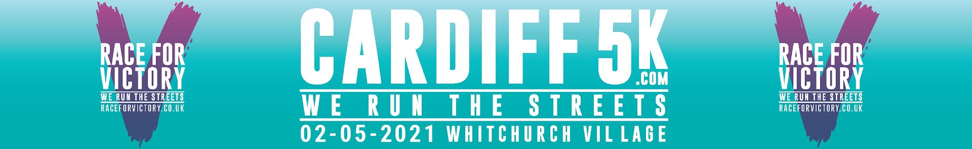 Cardiff5K RaceForVictory