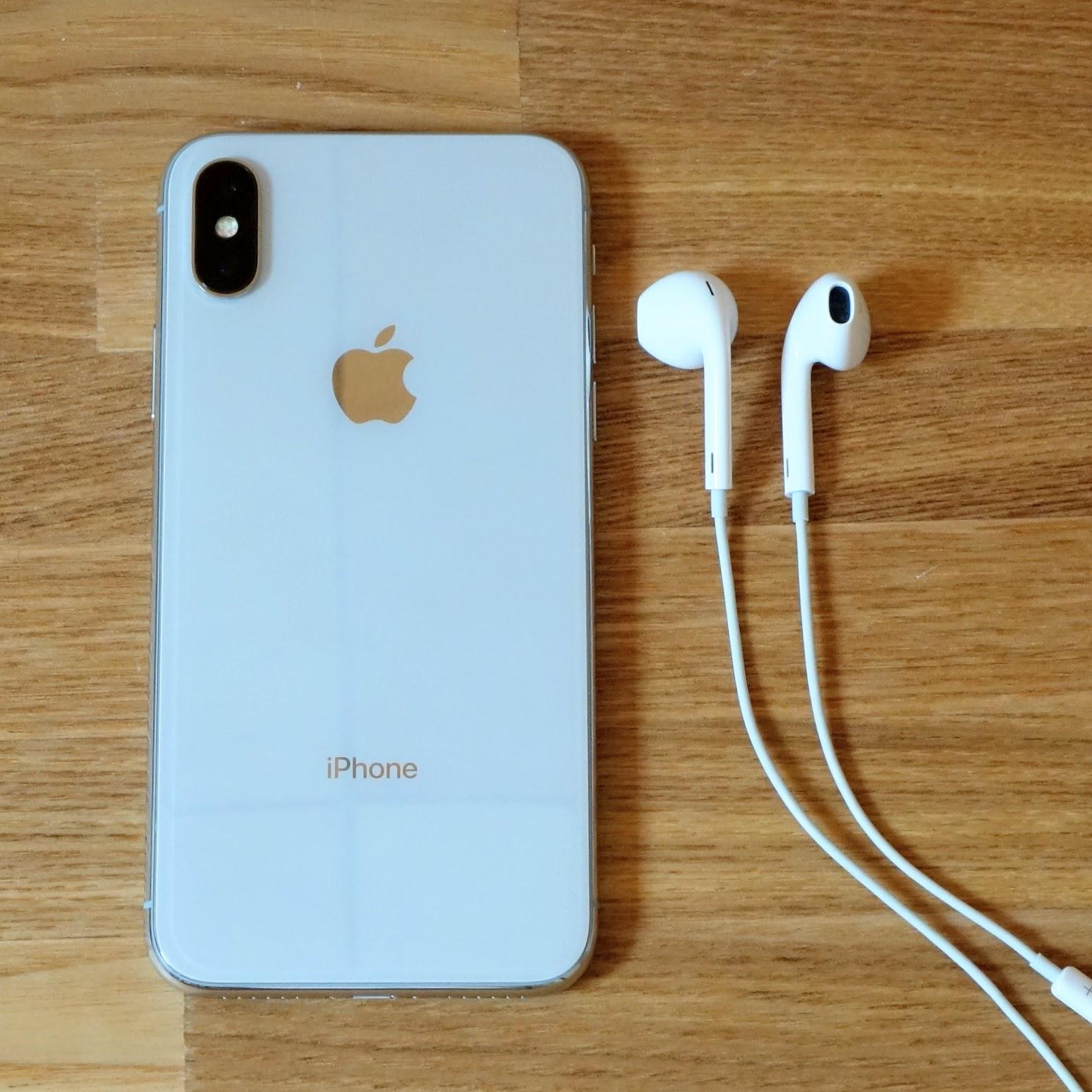 EarPods レビュー iPhoneと写真