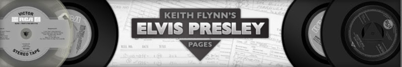 Keith Flynn's Elvis Pages