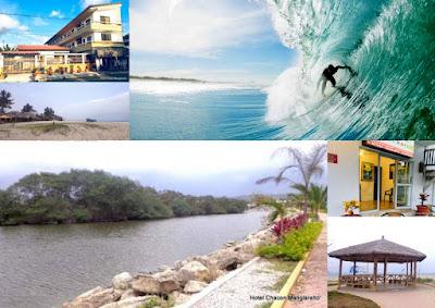 Hotel Chacon Manglaralto Pesca deportiva, Surf, Kayak
