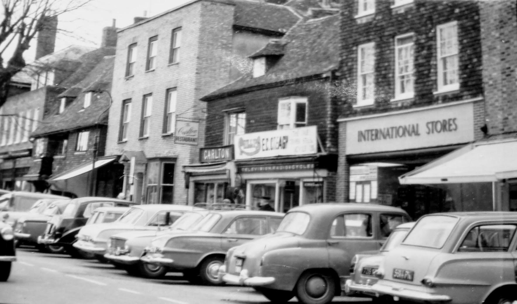 Tenterden High Street 1964