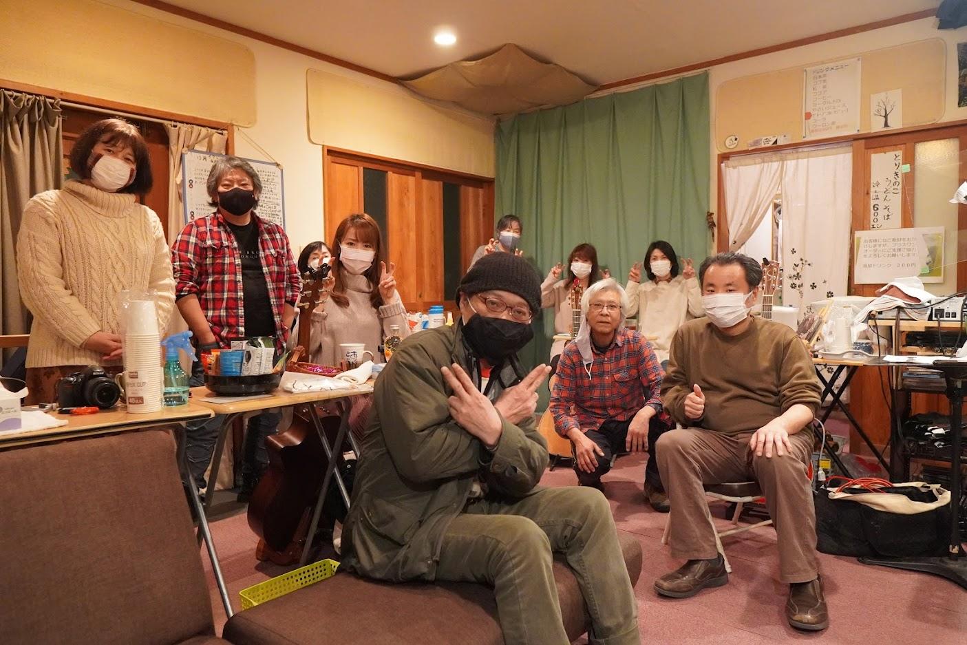 2月13日 88回目のZZL in イマジン オープンマイク(3)