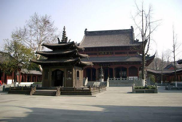 Qian King Temple