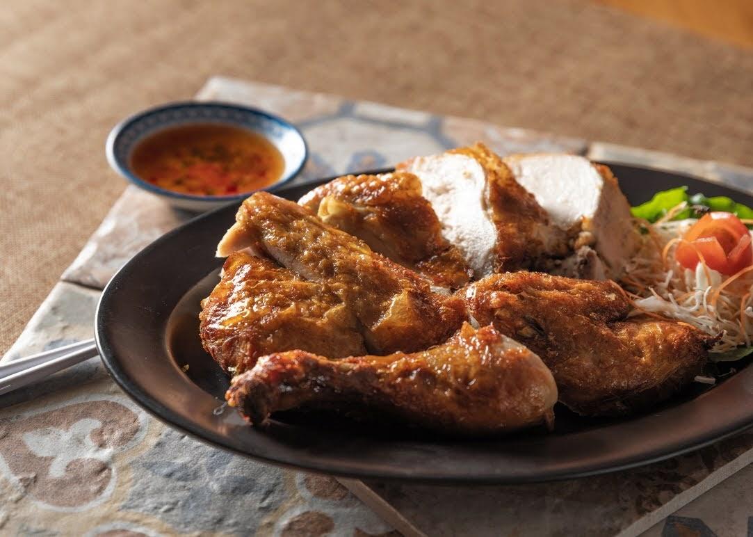 건포도 소스가 닭고기를 은은하고 달콤하게 하는 가이양  ⓒ SOI MAO
