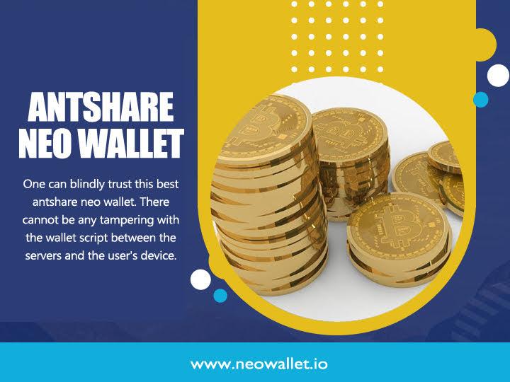 Antshare Neo Wallet