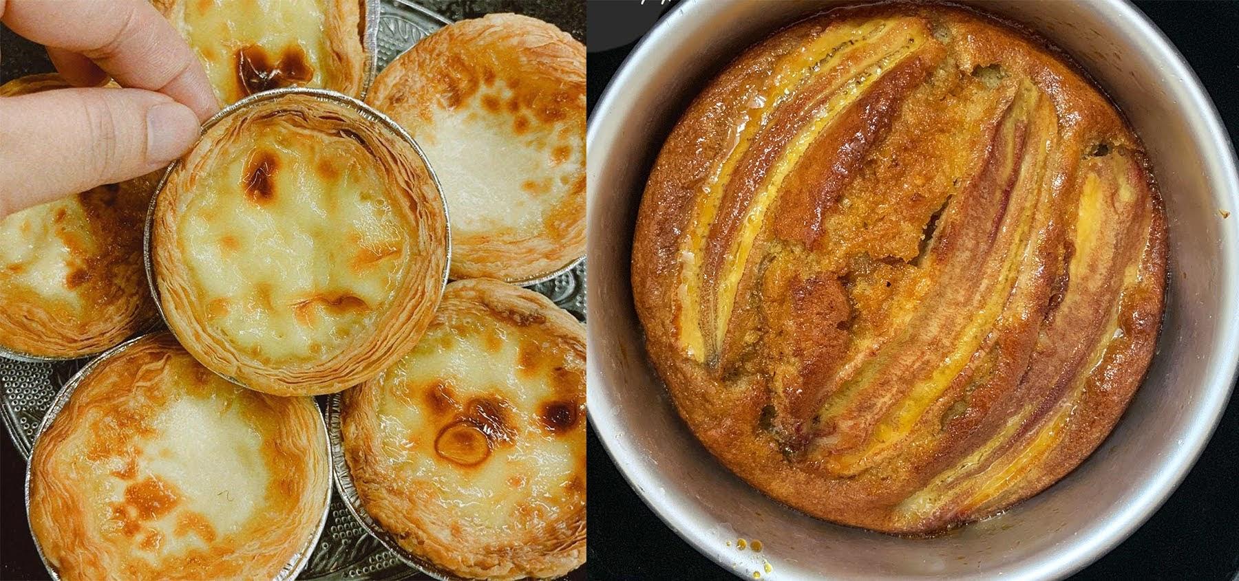 Công thức 10 món bánh ăn vặt ngon tuyệt, làm nhanh chóng bằng nồi chiên không dầu