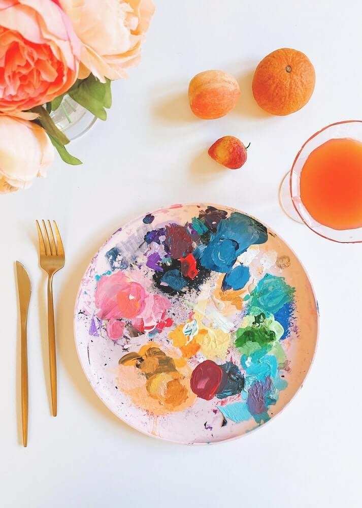 a plate of paint colors.jpg