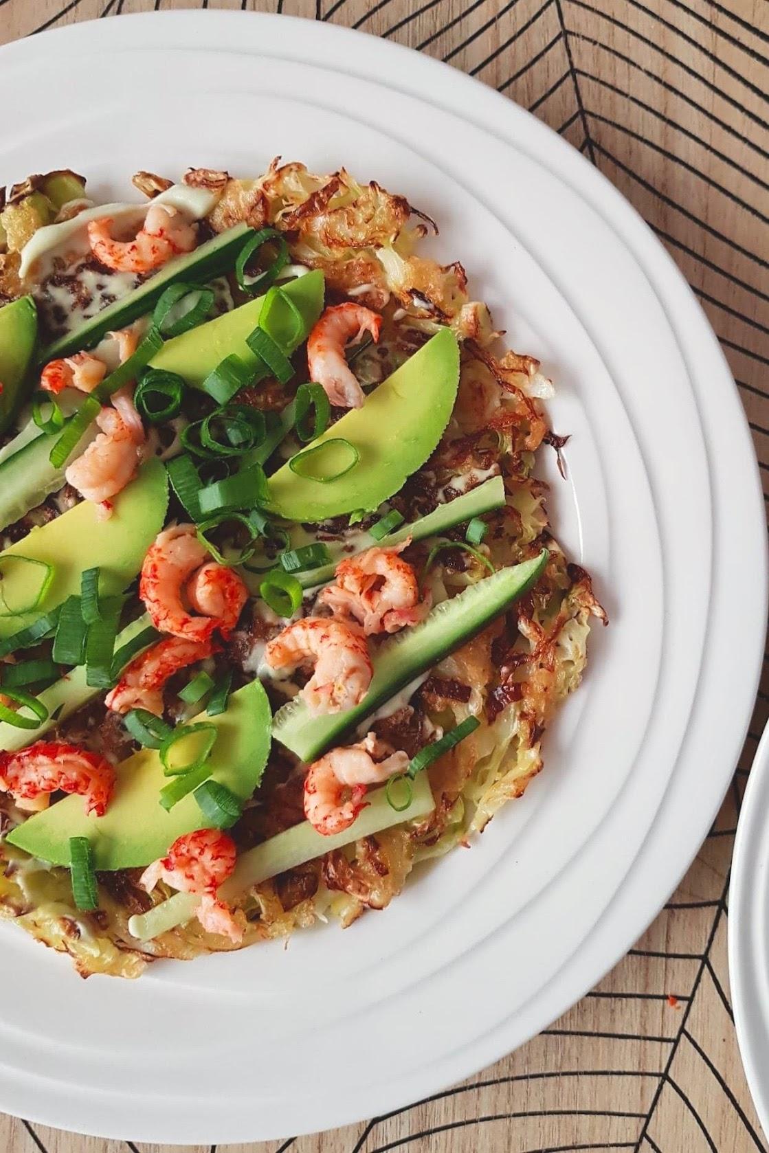 Okonomiyaki-recept
