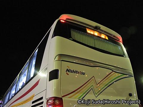 西鉄「桜島号」 1336 えびのPAにて_04