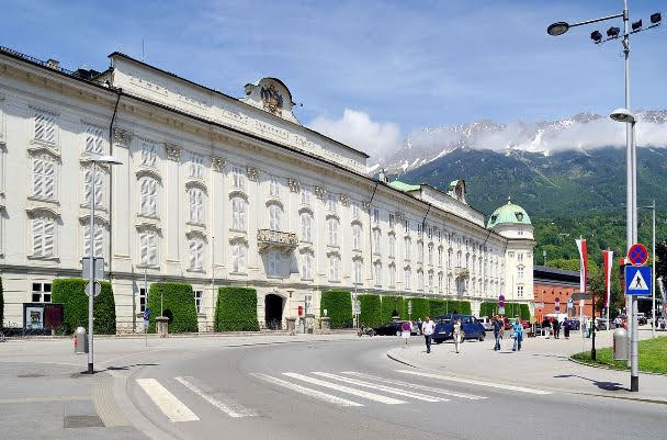Imperial Palace (Hofburg)