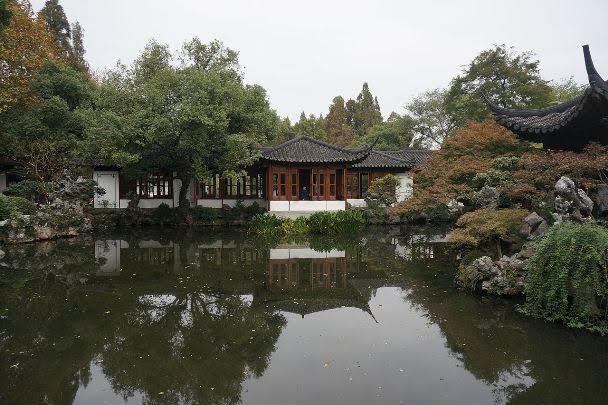 Guozhuang Garden, West Lake