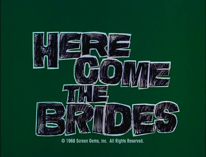THE THINGS I WATCH: HERE COME THE BRIDES: SEASON ONE-EPISODE ONE