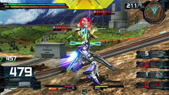 AGE-FX N特殊格闘 シールドガード