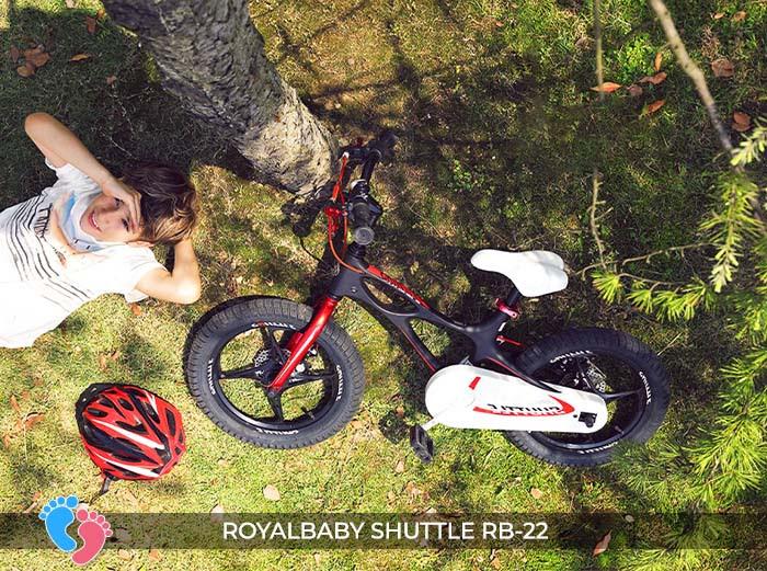Xe đạp trẻ em Royal Baby Shuttle RB-B22 9